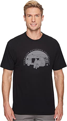 Quiksilver Waterman - HCRA Short Sleeve Tee