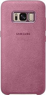 Samsung Galaxy S8 Alcantara Cover- Pink, Ef- Xg950