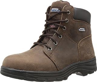 حذاء نسائي من Skechers for Work Workshire Peril Steel Toe
