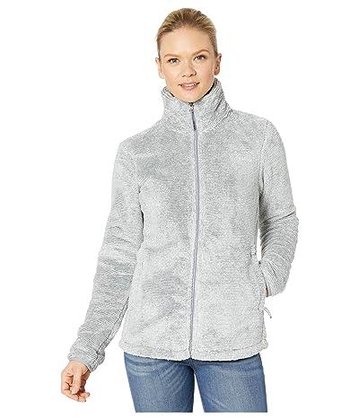The North Face Seasonal Osito Jacket (Mid Grey/Tin Grey) Women