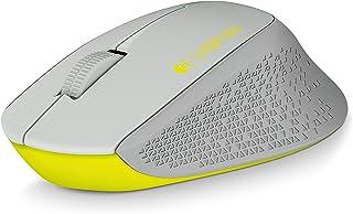 Logicool ロジクール M280GY ワイヤレスマウス 無線 ミニマウス 電池寿命最大18ケ月 グレー 国内正規品 2年間無償保証