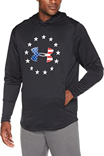 Men's Freedom tech Terry po Hoodie