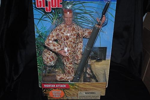 GI Joe Mortar Attack