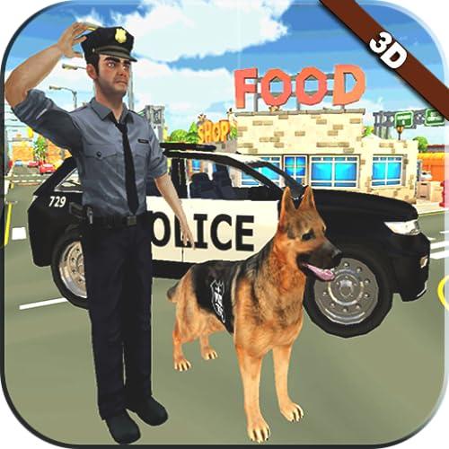 Loca Policía Perro Simulador