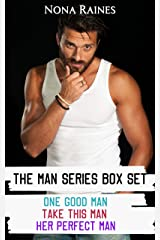 The Man Series: The Complete Three Book Set Kindle Edition