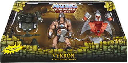 Mattel HeMan MOTU Masters of the Universe Classics SDCC 2012 San Diego ComicCon Exclusive Action Figure Vykron by Masters of the Universe