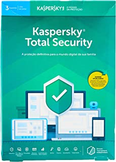 Total Security - 3 Dispositivos, Kaspersky, KL1949K5CFS