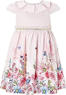 Baby Lavender Jacquard Dress Daywear Day Dresses - Baby-Girls