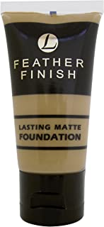Lasting Matte Foundation Tube by Feather Finish 03 Natural Beige 30ml