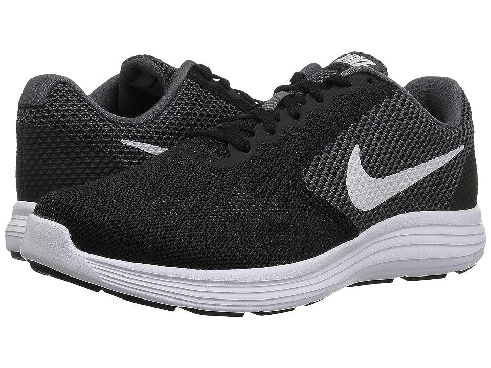 71273ec87db UPC 659658930124 product image for Nike Revolution 3 (Dark Grey Black White)  ...