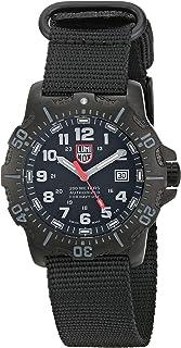 Luminox - 4221.CW - Reloj para Hombres, Correa de Tela Color Negro