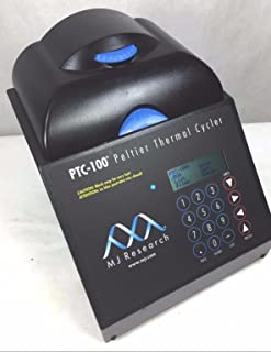MJ Research PTC-100 PCR Programmable Thermal Controller 60-Well, Thermal Cycler, 100-240 V, 50/60 Hz