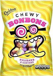 Bristows Chewy Rhubarb & Custard Bon Bons 150g