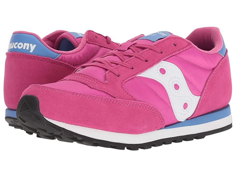 Saucony Kids Jazz Original (Big Kid) (Magenta) Girl