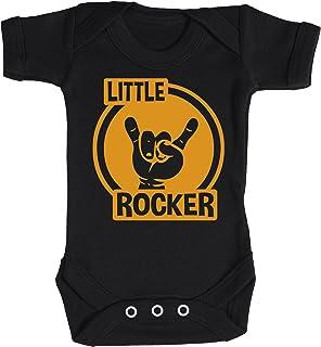 Baby Buddha Little Rocker Baby Bodysuit 100% Baumwolle