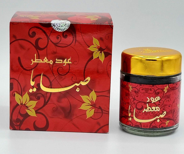 Banafa for Oud Sabaya Moatar At the Max 51% OFF price of surprise 50gm Pack 6