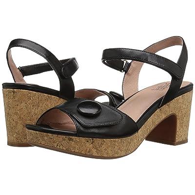 Miz Mooz Cookie (Black) High Heels