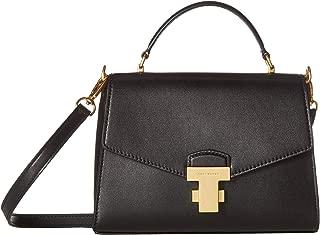Best block t leather top handle satchel tory burch Reviews