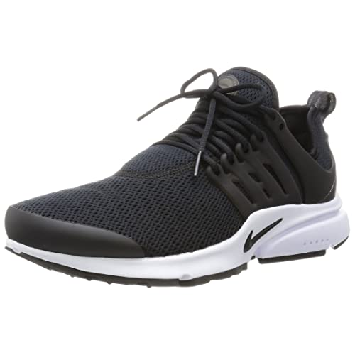 sports shoes 58cc3 92524 Nike Womens Air Presto Black Running Shoe Sz, 9 B(M) US