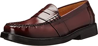 Nunn Bush Mens Lincoln Penny Loafer Slip-On