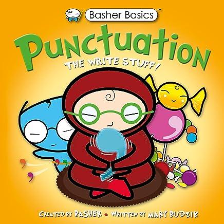 Basher Basics: Punctuation: UK Edition (English Edition)