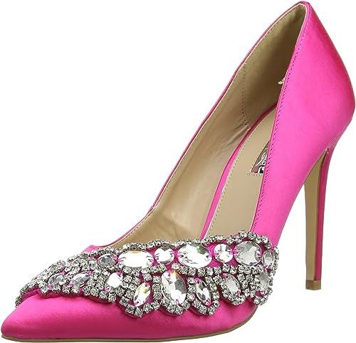 Miss Selfridge Embellished, Escarpins Bout Fermé Fermé Femme  Achetez maintenant