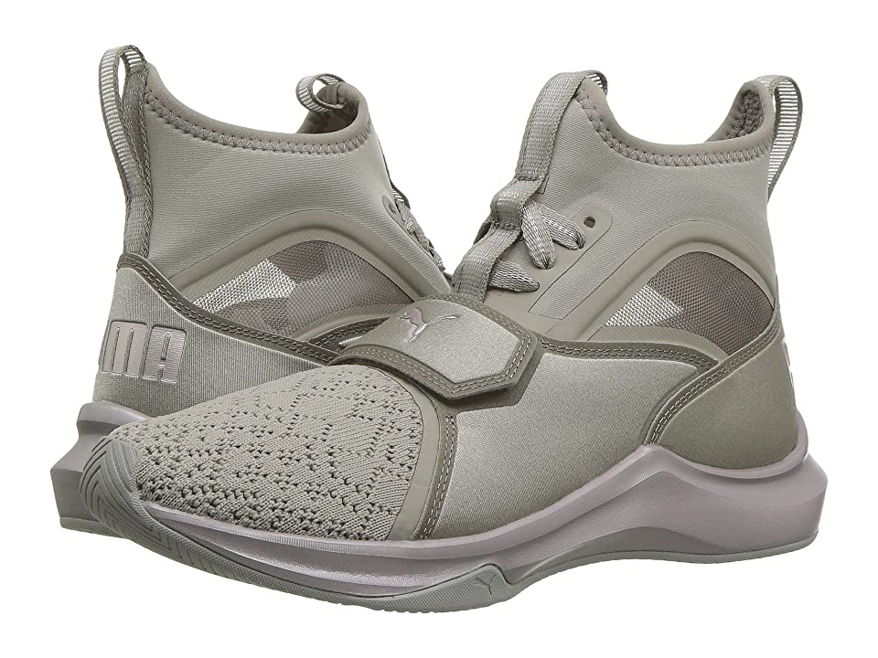 PUMA Phenom EP (Rock Ridge/Metallic Beige) Women