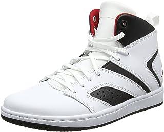 9c7b587937ed5e Jordan Flight Legend Mens Aa2526-112 White Gym Red-Black