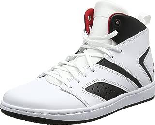 Flight Legend White/Gym Red-Black