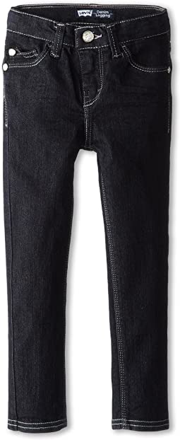 Levi's® Kids Sabina Butterfly Denim Legging (Little Kids)
