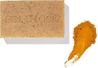Carrot Turmeric Exfoliating Soap | Vegan | Cruelty Free | Handmade | Made with Organic | Luxury Beauty Bar | Heavenly Arom...