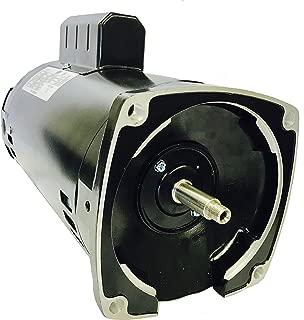 GW YYN5682-L7 2 HP, 3450RPM, 1.3 Service Factor, 56Y Frame, ODP Enclosure, 208-230V, Square Flange Pool Motor