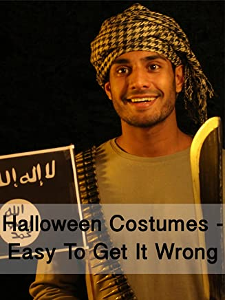 Halloween Costumes - Easy To Get It Wrong