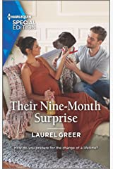 Their Nine-Month Surprise (Sutter Creek, Montana Book 4) Kindle Edition