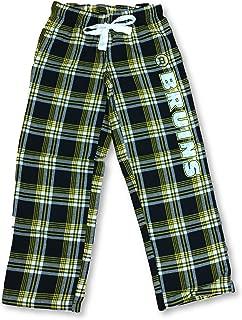 Sideline Apparel Boston Bruins Women's Ladies Lounge Pajama Pants