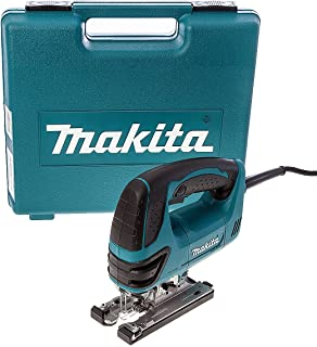Makita 4350CT/1 110V Orbital Action Jigsaw Supplied in A Carry Case