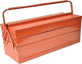 Bahco 3149-OR BH3149-OR gereedschapskist met 5 onderverdelingen in oranje