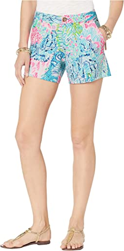 22745174bba276 Lilly Pulitzer. Adie Ruffle Pocket Stretch Shorts. $68.00. Multi Sink Or  Swim