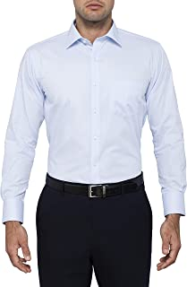 Van Heusen Men's Euro Tailored Fit Shirt