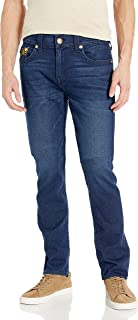 True Religion Men's Rocco Skinny Leg fit Jean, Fresh in Blue, 29