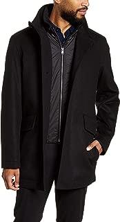 Men's Coxtan 8 Wool - Cashmere Regular Fit Coat