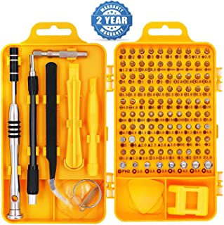 Precision Screwdriver Set Magnetic – Professional 110 in 1 Screw driver Tools Sets,..