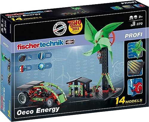 idee+spiel 100-52040 fischertechnik Oeco Energy