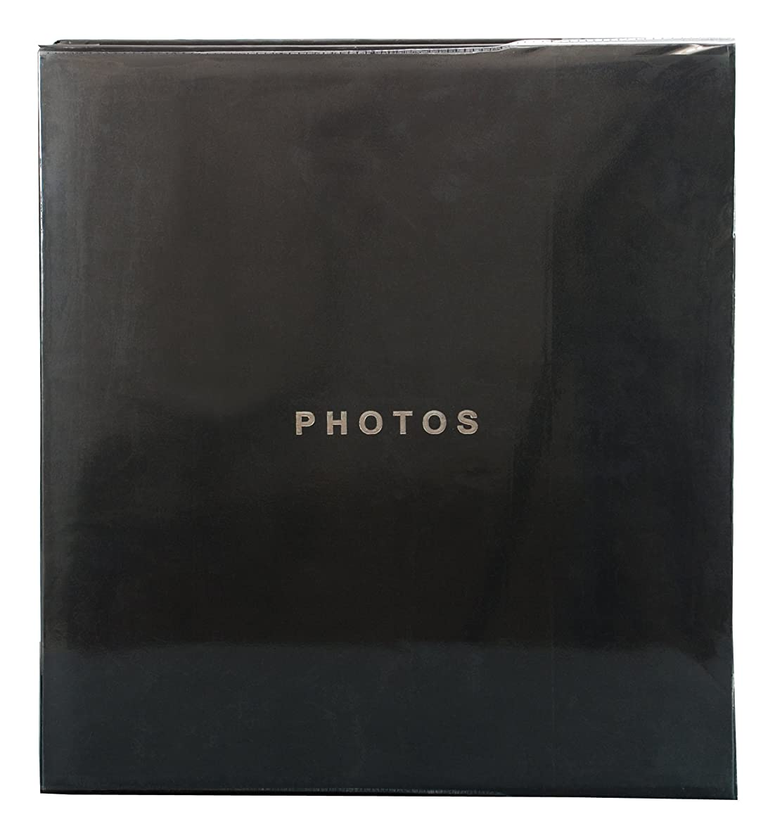 kieragrace KG Jocelyn Photo Album, Holds 400 4 by 6-Inch Photos, Black