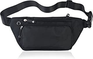 TIFRY Fanny Pack for Men Women Waist Pack Bag Quick Release Buckle Water Resistant