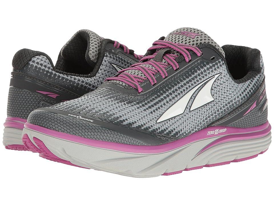 Altra Footwear Torin 3 (Gray/Pink) Women