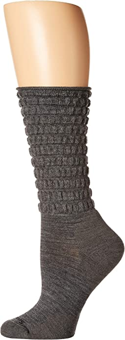 Slouch Cable Mid Calf