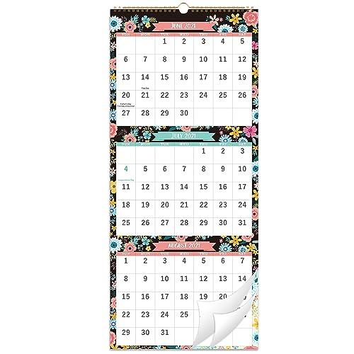 Wall Calendars 12 Months Hanging Wall Calendar 2021 Flexible with ...