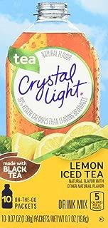 crystal light raspberry iced tea