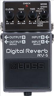 BOSS ボス デジタル?リバーブ Digital Reverb  RV-5(T)